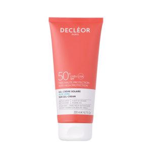 Sun Gel Cream Aloe Vera SPF 50+