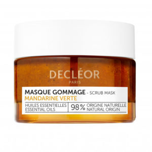 Green-mandarin-scrub-mask